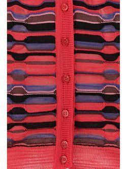 Кардиганы M Missoni                                                                                                              красный цвет