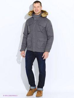 Куртки BURRAN                                                                                                              серый цвет