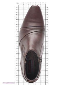 Ботинки Marko                                                                                                              коричневый цвет