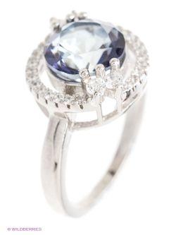 Ювелирные Кольца Balex                                                                                                              синий цвет