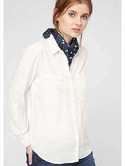 Блузки s.Oliver                                                                                                              Кремовый цвет
