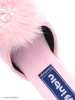Тапочки Inblu                                                                                                              розовый цвет