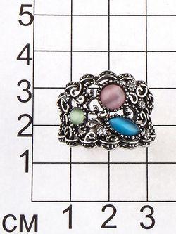 Кольца Happy Garnets                                                                                                              синий цвет