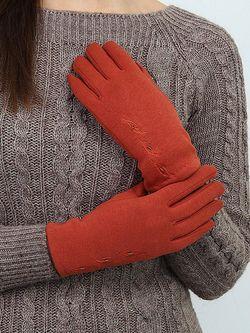 Перчатки Migura                                                                                                              Терракотовый цвет