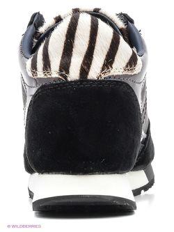 Кроссовки Tommy Hilfiger                                                                                                              черный цвет