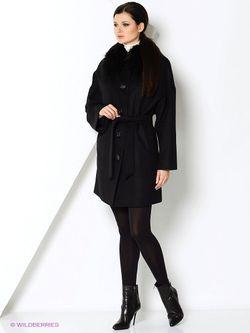 Пальто GAMELIA                                                                                                              чёрный цвет