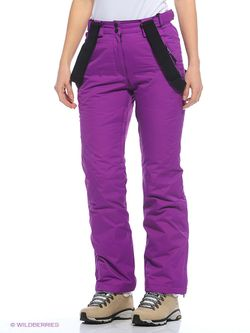Брюки High Experience                                                                                                              фиолетовый цвет