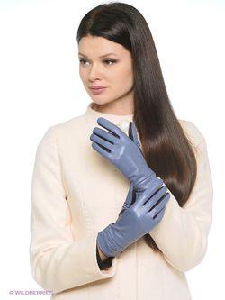 Перчатки Labbra                                                                                                              голубой цвет