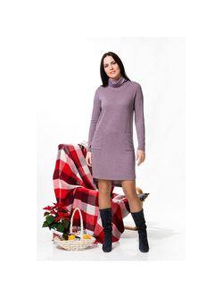 Платья Lkurbandress                                                                                                              Лиловый цвет