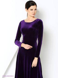 Платья RUXARA                                                                                                              фиолетовый цвет