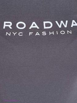 Лонгслив Broadway                                                                                                              серый цвет