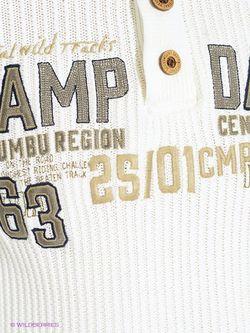 Свитеры Camp David                                                                                                              белый цвет