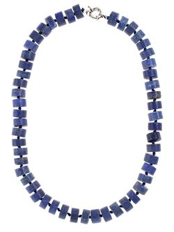 Колье Migura                                                                                                              синий цвет