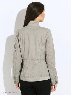 Куртки TOM TAILOR                                                                                                              серый цвет