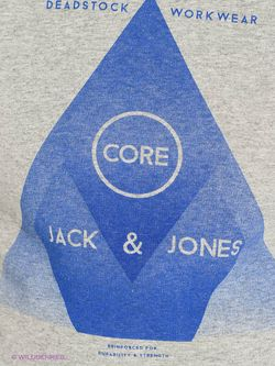 Пуловеры Jackjones Jack & Jones                                                                                                              фиолетовый цвет