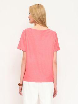 Блузки DRYWASH                                                                                                              розовый цвет