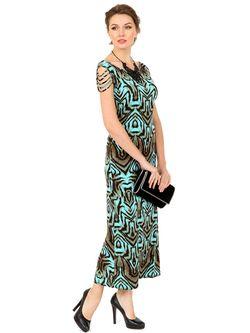 Платья MARI VERA                                                                                                              голубой цвет