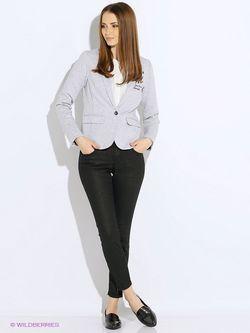 Блейзеры SOCCX                                                                                                              серый цвет