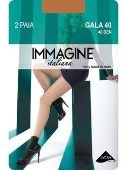 Носки Immagine                                                                                                              бежевый цвет