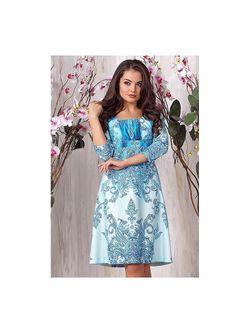 Платья LIORA                                                                                                              голубой цвет