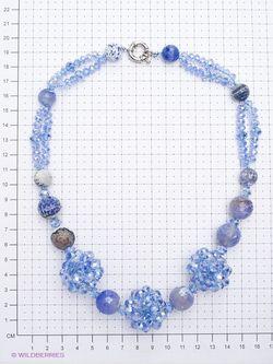 Колье Infiniti                                                                                                              голубой цвет