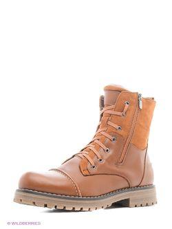 Ботинки Milana                                                                                                              коричневый цвет