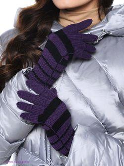 Перчатки Milana Style                                                                                                              фиолетовый цвет