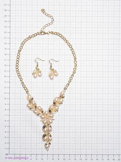 Комплекты Бижутерии Vittorio richi                                                                                                              Золотистый цвет
