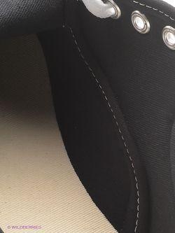 Кеды 4U                                                                                                              черный цвет