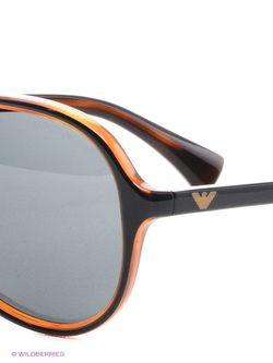 Солнцезащитные Очки Emporio Armani                                                                                                              черный цвет