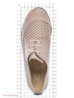 Туфли Conhpol                                                                                                              розовый цвет