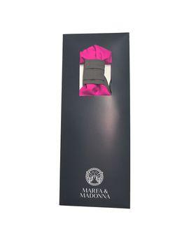 Галстуки MARFA&MADONNA                                                                                                              Фуксия цвет