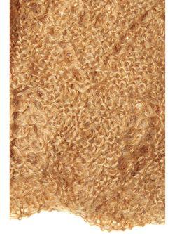 Палантины Migura                                                                                                              коричневый цвет