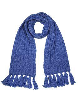 Шарфы Zalta                                                                                                              голубой цвет