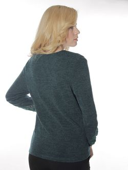 Джемперы ELNY                                                                                                              зелёный цвет