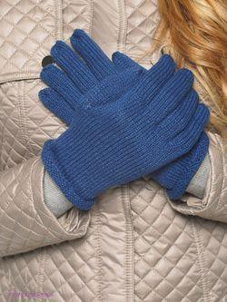 Перчатки Parfois                                                                                                              голубой цвет
