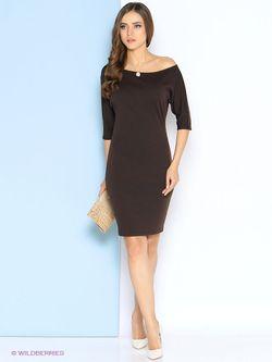 Платья Stets                                                                                                              коричневый цвет