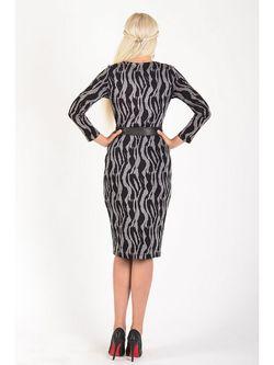 Платья PF                                                                                                              серый цвет