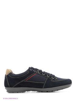 Туфли Geox                                                                                                              синий цвет