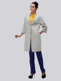 Пальто DuckyStyle                                                                                                              серый цвет