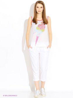 Бриджи Baon                                                                                                              белый цвет