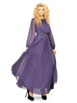 Платья Andre                                                                                                              фиолетовый цвет