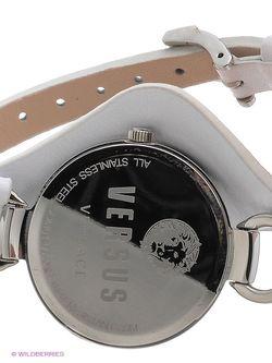 Часы Versace Versus                                                                                                              серебристый цвет