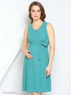 Платья Gebbe                                                                                                              Бирюзовый цвет