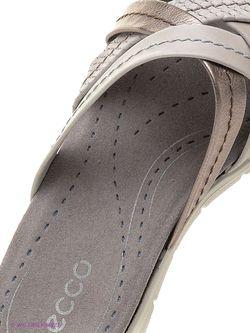 Сандалии Ecco                                                                                                              серый цвет