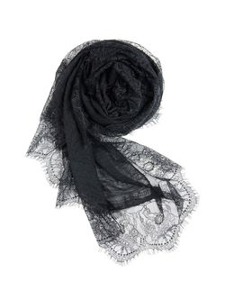 Палантины Moltini                                                                                                              черный цвет