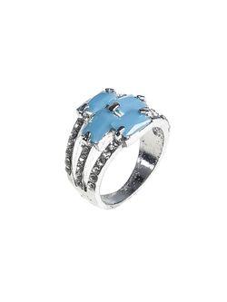 Кольца Migura                                                                                                              голубой цвет