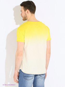 Футболка Broadway                                                                                                              желтый цвет