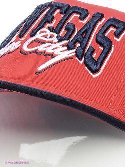 Бейсболки IMOJO                                                                                                              красный цвет