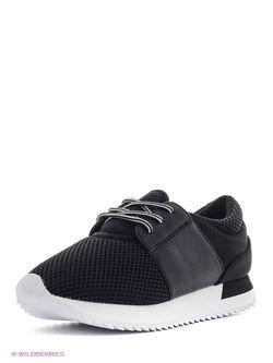 Туфли Mango                                                                                                              черный цвет